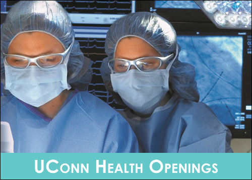 UConn Health Openings