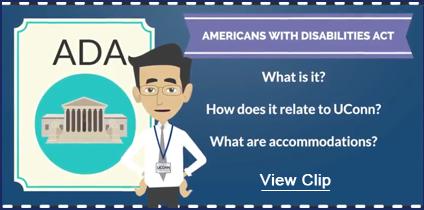 ADA Compliance Clip