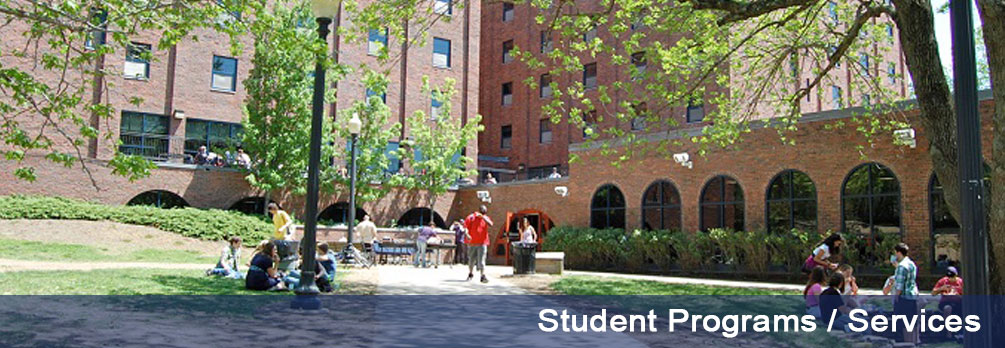 Student Programs/Services