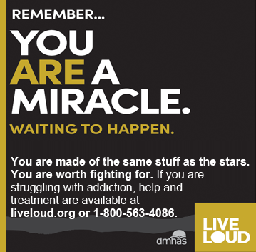 LiveLoud - Live Life with Opioid Use Disorder