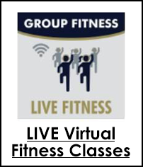UConn Live Virtual Fitness Classes